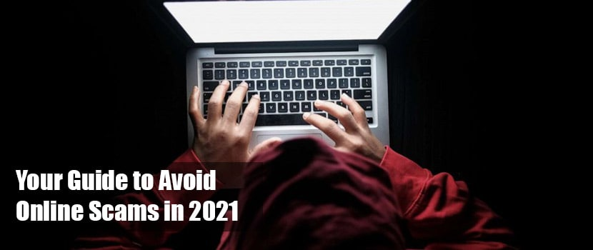 online scams 2021 2