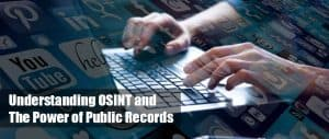 OSINT private investigations
